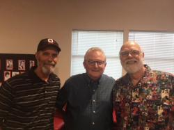 Barry George, Doug Parker & Steve McNiel