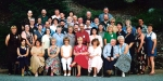 1998 -Omak High School Class of 1968  30th Reunion (Scroll Down)    Front Row Left to Right sitting  	Roxcy Allen, Joan