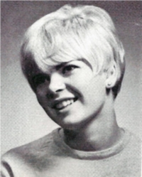 Katherine Perry 7-14-1950 to 4-14-1968