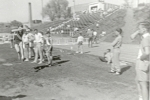 1964 Larry Brown in Broad Jump