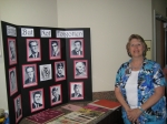 Barb Sanders - creator of the 'Gone But Not Forgotten' Photo Board