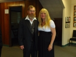 Taken Sept 2012 at our second oldest grandson wedding